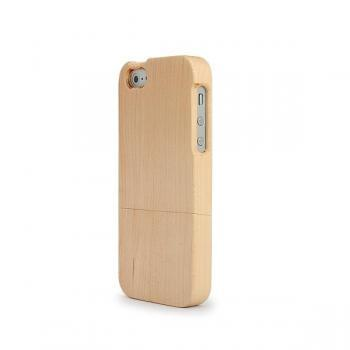 IPHONE 5 MAPLE WOOD CASE